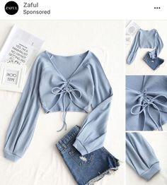 Sewing diy clothes refashion, thrift store diy clothes, thrift store re Thrift Store Diy Clothes, Thrift Store Fashion, Diy Clothes Refashion, Diy Clothing, Sewing Clothes, Sweater Refashion, Recycled Clothing, Recycled Fashion, Thrift Stores