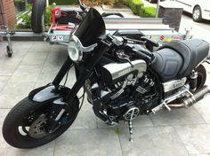My Yamaha Vmax 1200cc 145hp