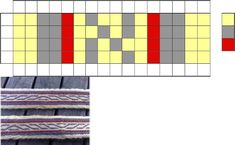 Tablet Weaving Patterns 1