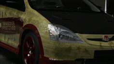 Mugen Honda Civic EP3 Type R