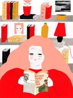 Alessandra Genualdo. #biblioteques_UVEG