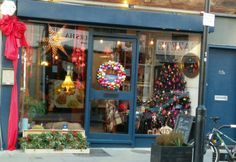 Winner of the 2017 GlaN16 shop window display competition on our Christmas Tree Trail. Lovely window!  Opificium uk (@opificiumuk)   Twitter