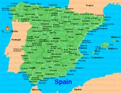 I was lucky enough to live all over spain: barcelona, castelldefels, sevilla, and madrid (majadahonda). te quiero Espana! (drat my laptop doesn't do the proper n with tilde)