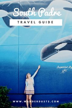 The perfect guide to South Padre Island, Texas! Things to do, places to eat, and where to stay. - Wander Dust Blog