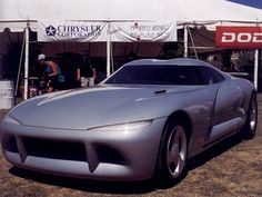 Defender (modified Dodge Viper) from the tv show Viper. Awesome sauce.