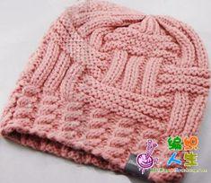 简单的非主流帽子 - 小雨点 - 小雨点的愽客——钩钩织织