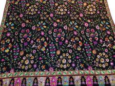 Kashmiri Shawls, Buy Fabric Online, Regency, City Photo, Ornament, Embroidery, Clothing, Color, Design