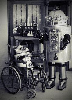 #Disabled robot