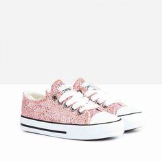 4633c846f Zapatillas de Niña Glitter Rosa - Calzado - Niña - Conguitos  conguitos   niña  shoes  collection  ss18  zapatillas  glitter  rosa