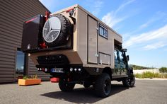 Large Family off-road cabines - Globe Camper