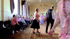 Blackpool Belle Line Dance - Tea Dance with John & Pat Harris