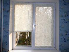 Делаем оконные шторки на липучках | Ярмарка Мастеров - ручная работа, handmade