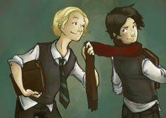 HPS - Albus Severus Potter x Scorpius Malfoy - Scorbus