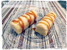 Gâteaux de semoule maïs-riz à la fleur d'oranger (sans lait sans gluten)