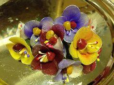Haldi Kumkum flowers
