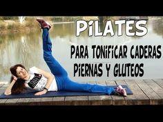 PILATES-EJERCICIOS PARA CADERAS, PIERNAS Y GLUTEOS