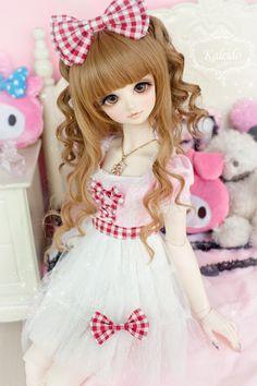 Anime Dolls, Blythe Dolls, Girl Dolls, Beautiful Barbie Dolls, Pretty Dolls, Cute Girl Hd Wallpaper, Creative Birthday Cards, Cute Baby Dolls, Cute Cartoon Girl
