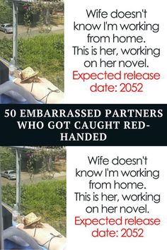 We've all done things that we're ashamed of. But these partners have done these things and gotten caught! Now their lies, mishaps, and shameful moments are plastered all over social media for the whole world to see and give the rest of us a laugh about it.
