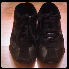 Black Diesel Sneakers Very Comfortable and in great condition. Shoes Sneakers