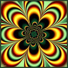 Ilusiones Ópticas. #IlusionOptica #juegos