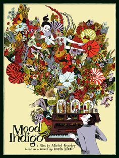Mood Indigo by Landland