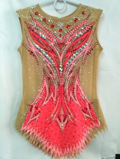 This item is unavailable Rhythmic Gymnastics Costumes, Gymnastics Competition Leotards, Dance Costumes Lyrical, Lyrical Dance, Gymnastics Lessons, Ballroom Dress, Dress Images, Dance Dresses, Swimsuits