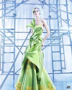 NICOLAS JEBRAN HAUTE COUTURE Nicolas Jebran High Fashion Haute Couture featured fashion.