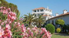 Sunbay Park Hotel Civitavecchia Surrounded by the vegetation of Punta del Pecoraro, the Sunbay Park Hotel is 1 km from the Porto Riva di Traiano Marina, is 60 km from Rome's GRA ring road. This hotel offers a well-kept garden and 2 pools, 1 of which with salt water.