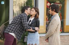 """#PLL 7x11 """"Playtime"""" - Ezra, Aria and Holden"""