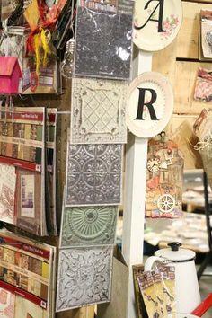 7gypsies: Architextures™ Tin Tiles – Canvas Corp Brands