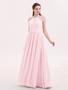 684735f2b21 19 meilleures images du tableau Robe demoiselle d honneur rose ...