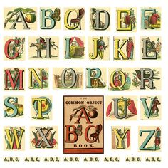 ABC Common Objects by PRaile, via Flickr