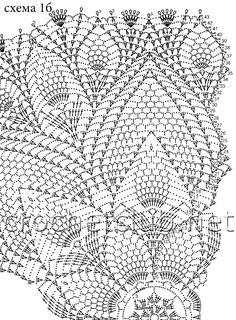 Breathtaking Crochet So You Can Comprehend Patterns Ideas. Stupefying Crochet So You Can Comprehend Patterns Ideas. Filet Crochet, Crochet Doily Diagram, Crochet Doily Patterns, Crochet Motif, Crochet Designs, Mode Crochet, Crochet Art, Crochet Home, Thread Crochet