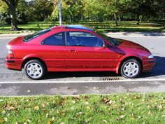 1994 rover 216 coupe 2