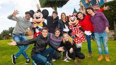 Martina Stoessel à Disneyland Paris !