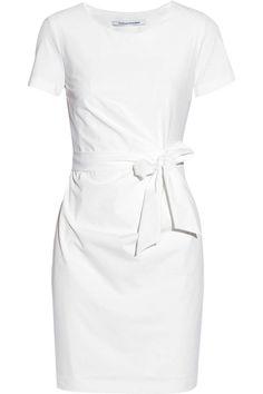 Simple, chic, classic...YES!! 20 Best White Dresses - Little White Summer Dresses - Elle