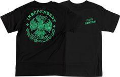 Independent Viva T-Shirt  - now available at Warehouse Skateboards! #whskate #spring2015 #skateboarding