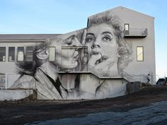 #Street #Art - by Guido van Helten