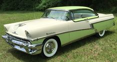 Retro Cars, Vintage Cars, Antique Cars, Vintage Auto, 1954 Chevy Bel Air, Chevy Vehicles, Chevy Nomad, Mercury Cars, Old School Cars