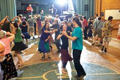"""My novel """"Hippie Drum"""" is inspired by experiences like this. New England contradancing, apparently in Vermont. Typically, you switch partners for every dance. It's a great way to meet people of all ages. Contra Dancing, Meet People, Vermont, Organizers, Drum, New England, The Man, Families, Novels"""