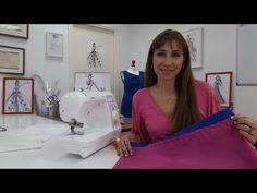 κοβουμε και ραβουμε φοδρα για φουστα , μαθηματα ραπτικης δωρεαν για αρχαριους μεσα απο βιντεο απο εκπαιδευτρια , ραπτικη για ολους How To Make Clothes, Making Clothes, Sewing Techniques, Crochet Crafts, Refashion, Dressmaking, Diy And Crafts, Hair Beauty, Knitting