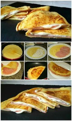 Food Discover Simple and easy omelette Simple and easy omelette I Love Food Good Food Yummy Food Breakfast Recipes Snack Recipes Cooking Recipes Creative Food Diy Food Food Hacks Breakfast Recipes, Snack Recipes, Dessert Recipes, Cooking Recipes, I Love Food, Good Food, Yummy Food, Cuisine Diverse, Deli Food