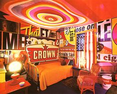 Can this be my room please? #70sVibes