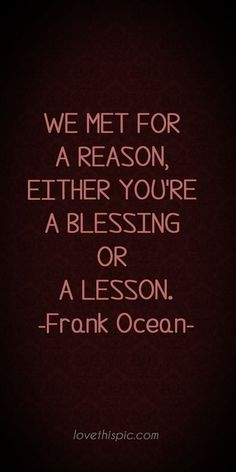 Quotes About Leadership  : -Frank Ocean