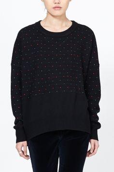 Wood Wood  Alli Sweater (Black)
