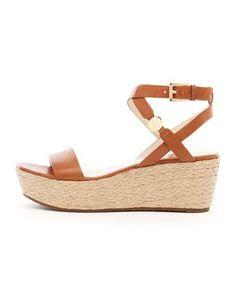 8fb2e9356830 Michael Kors Posey Espadrille Wedge Sandal Things to Wear