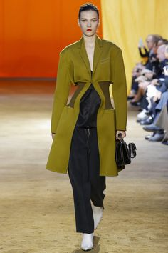 Céline Spring/Summer 2016 Fashion Show