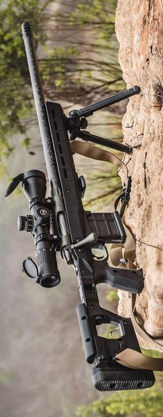The Magpul® Pro 700 Fixed rifle chassis is a full featured precision rifle chassis for short action Remington® 700 actions and other 700 footprint actions. Weapons Guns, Guns And Ammo, Airsoft, Rifle Stock, Remington 700, Long Rifle, Firearms, Shotguns, Hunting Rifles