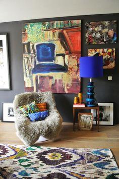 Mariska's Bold & Bright Amsterdam Apartment — House Call