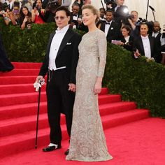 MAJOR congratulations are in order for Johnny Depp and Amber Heard! http://hbazaar.co/6012L6su